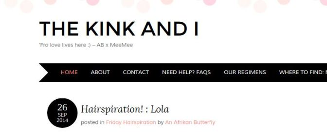 I'm featured: The Kink and I!