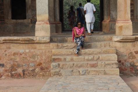 Feeling like - I'm in India!
