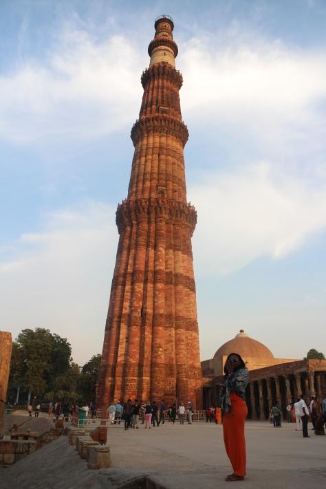 Qutub Minar - Delhi