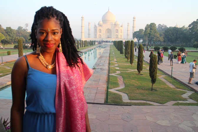 My recent travels – Picture packed post – India!