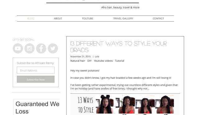 New website… Farewell WordPress!